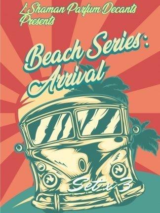 Beach Series I: Arrival