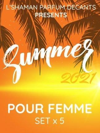 Summer 2021 Pour Femme