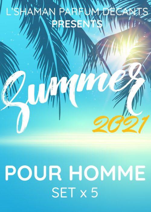 Summer 2021 Pour Homme
