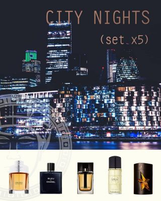 City Nights Discovery Set  Ready for a smooth night out or some jazz at home? Try these amazing fragrances that will lift your spirit, best paired with some drinks and low lights. Suitable for fall and winter days.  1. Bentley for Men Intense by Bentley: Boozy, mature scent best suitable for winter nights to a not-so formal dinner out.  2. Bleu de Chanel by Chanel: Versatile. A compliments beast that will survive constant change of plans. Expect the night to be long.  3. Dior Homme Intense by Christian Dior: The golden standard for a man's night scent. Get ready for some action, Dior Homme Intense won't let you down.  4. Opium Pour Homme by Yves Saint Laurent: Now it's getting a little strange. Opim will set you back in a bohemian night of dreams mixing with the real.  5. A*Men Pure Malt by Thierry Mugler: Sexy boozy aroma, not too mature but adult enough that will grow on you like the taste for whisky.  Buy 1ml, 3ml and 5ml samples and sample kits at lshamanparfums.com  #perfumesamples #shopdecants #perfumedecants  #lshaman #lshamanparfumdecants #lalique #encrenoirealextreme #bentleyformenintense #bleudechanel #diorhommeintense #opiumpourhomme #angelpuremalt #amenpuremalt